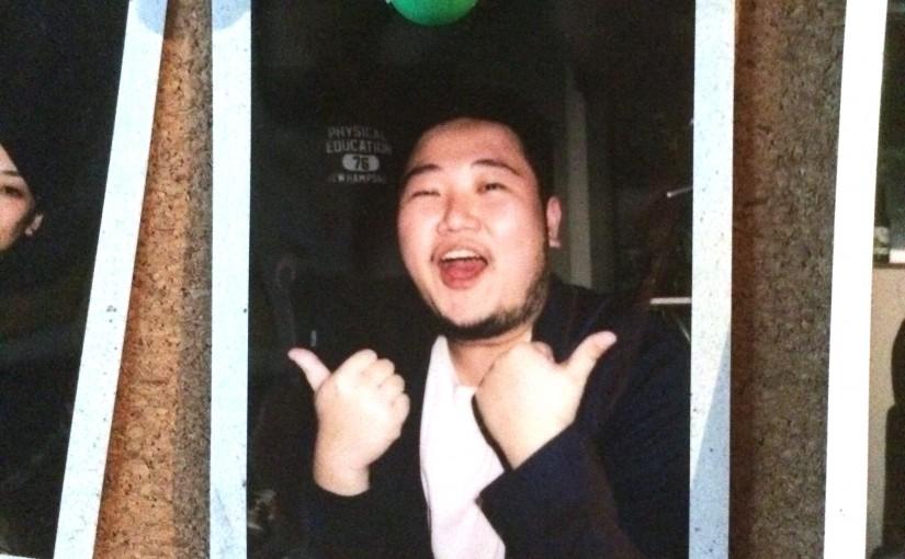 一顆球的旅行 in 東京 Day5