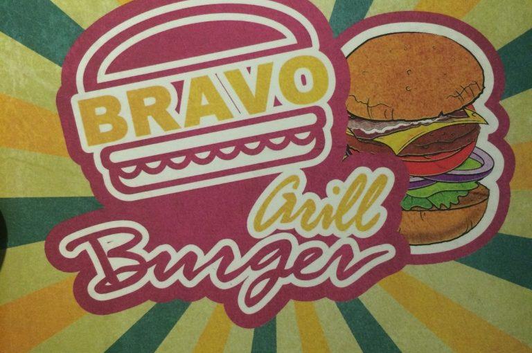 一顆球來到 Bravo Burger 發福!!